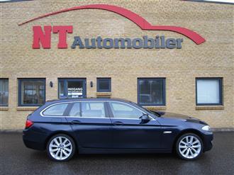BMW 520d Touring 2,0 D 184HK Stc 8g Aut.