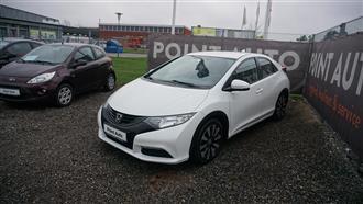Honda Civic 1,8 i VTEC Sport Navi & ADAS 142HK 5d 6g