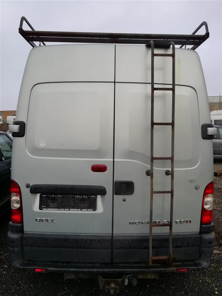 Opel Movano L2H2 2,5 CDTI Techshift 115HK Van Aut.