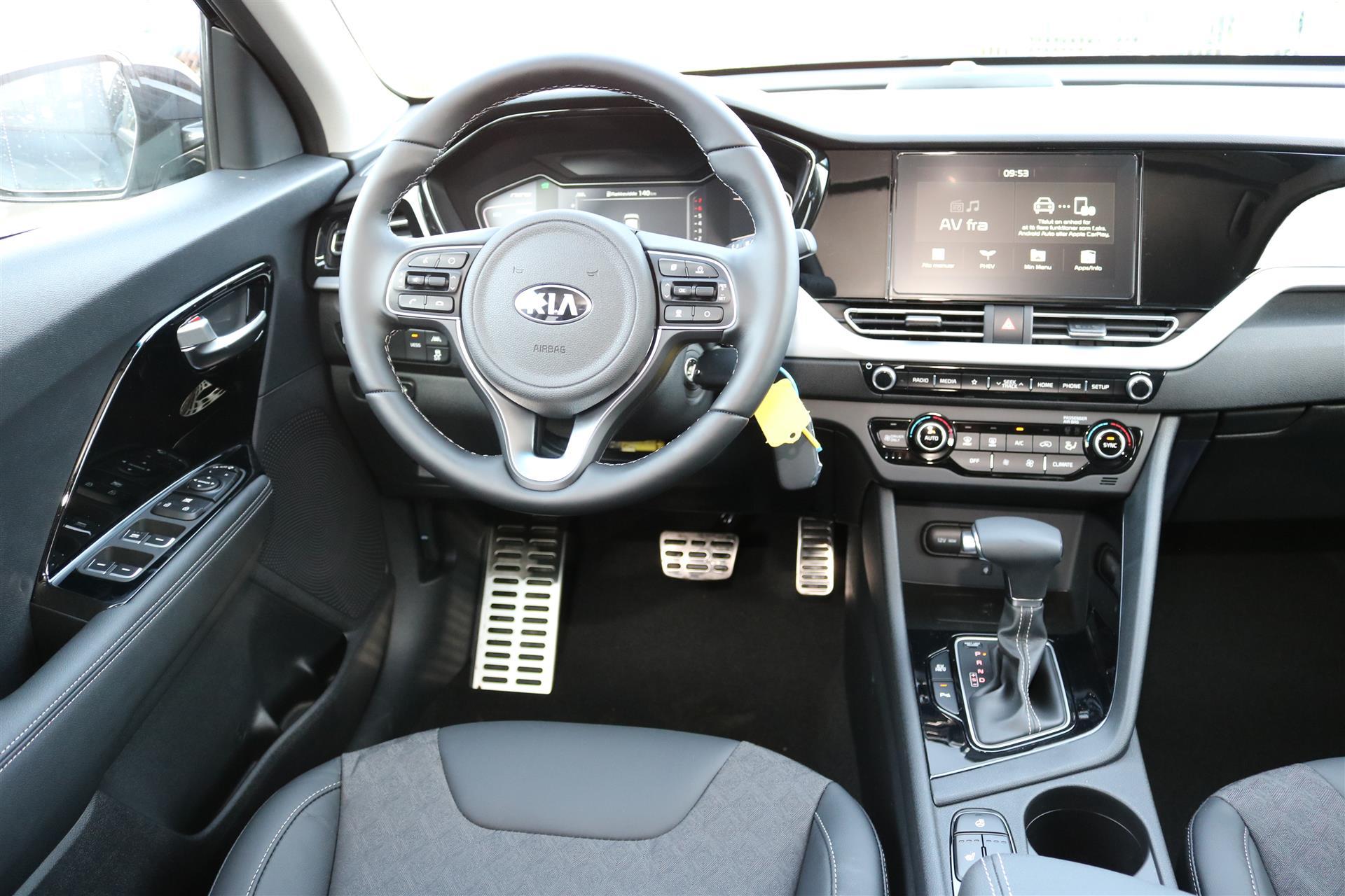 Billede af Kia Niro 1,6 GDI PHEV Comfort DCT 141HK 5d 6g Aut.