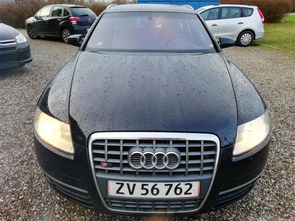 Audi A6 2,4 aut. 177HK Stc