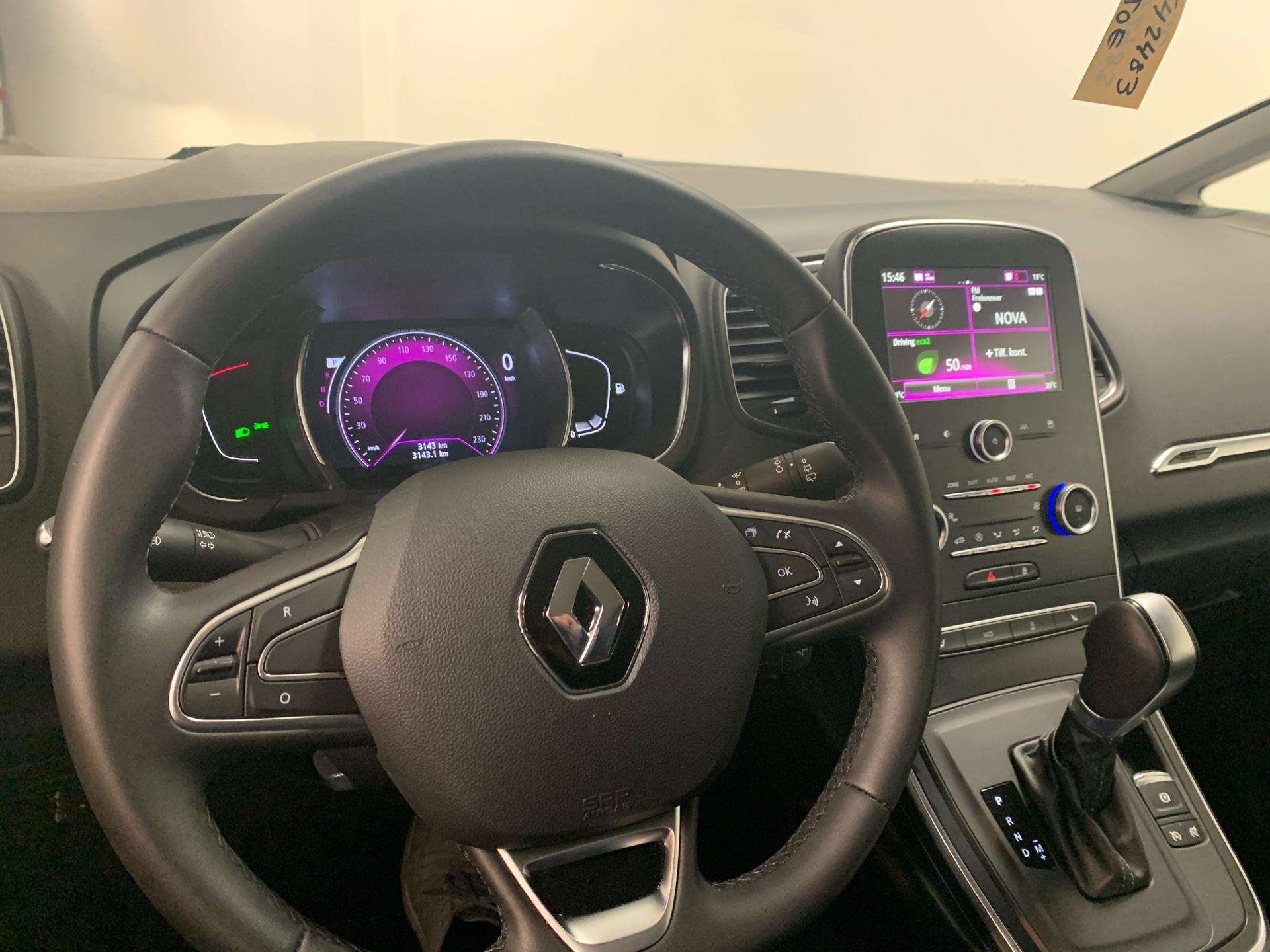 Billede af Renault Grand Scénic 1,7 Blue DCi Zen EDC 120HK 6g Aut.