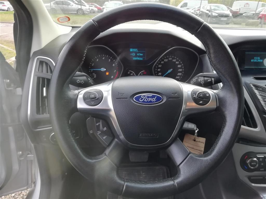 Ford Focus 1,6 Trend 100HK 5d Aut.