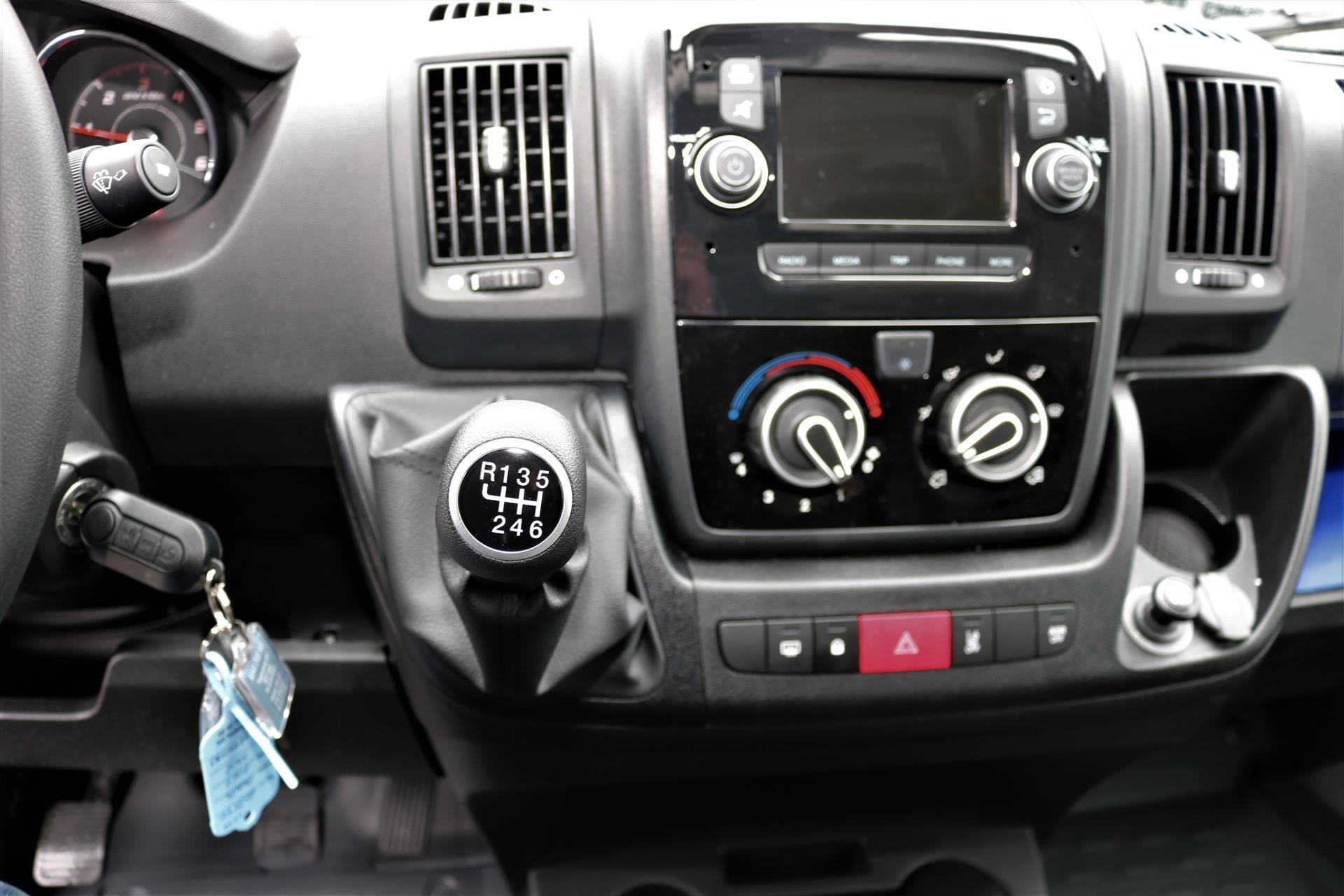 Billede af Fiat Ducato 35 L3H2 2,3 MJT Professional Plus 140HK Van 6g