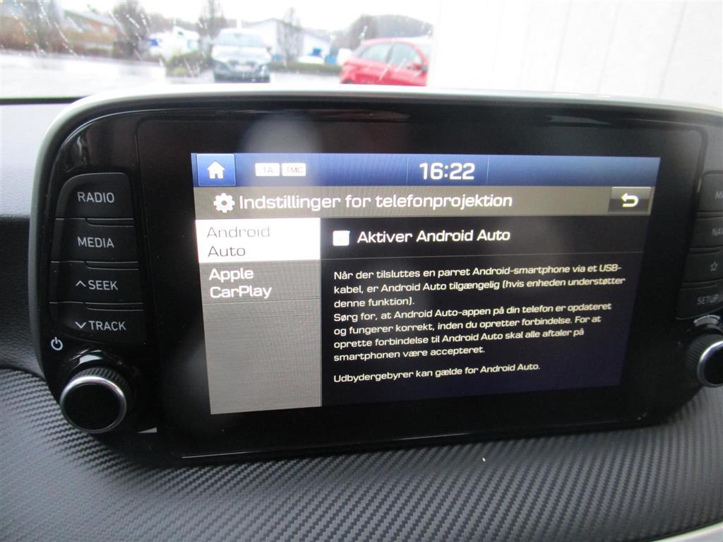 Hyundai Tucson 1,6 CRDi Trend DCT 136HK 5d 7g Aut.