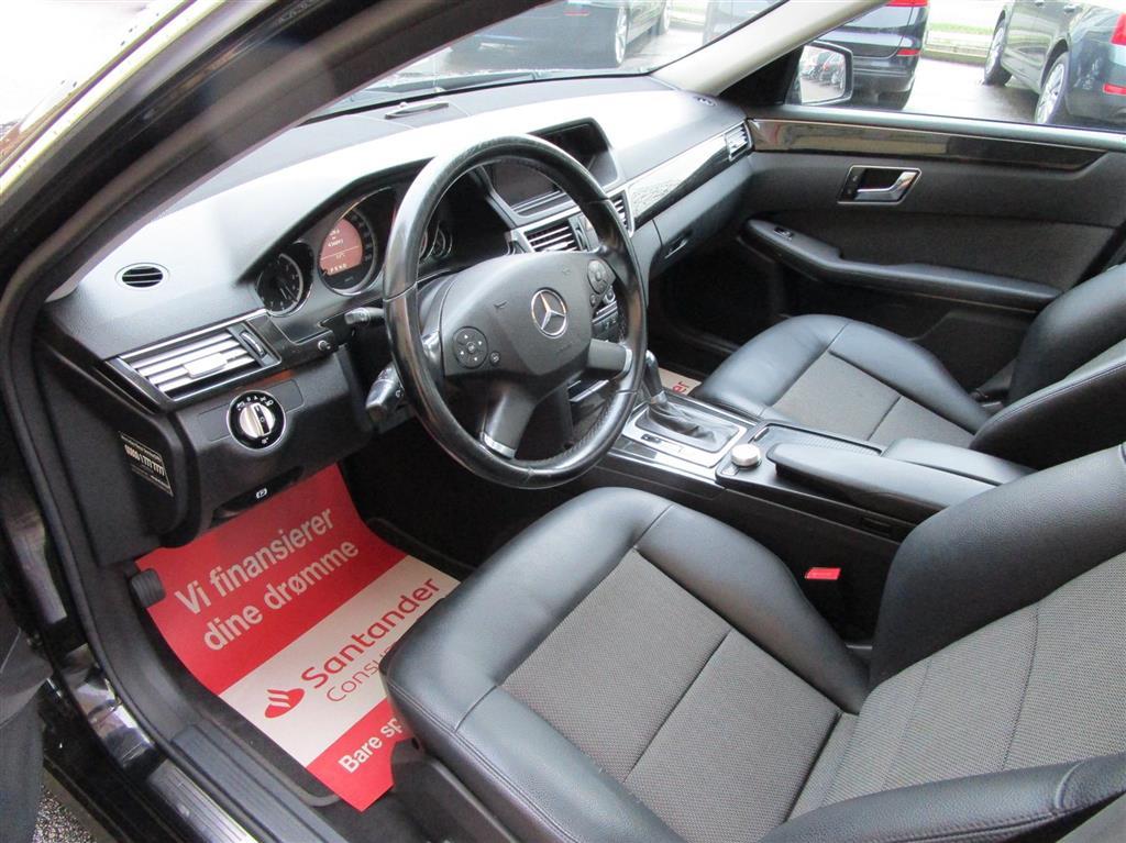 Mercedes-Benz E250 d 2,2 CDI BlueEfficiency 204HK Aut.