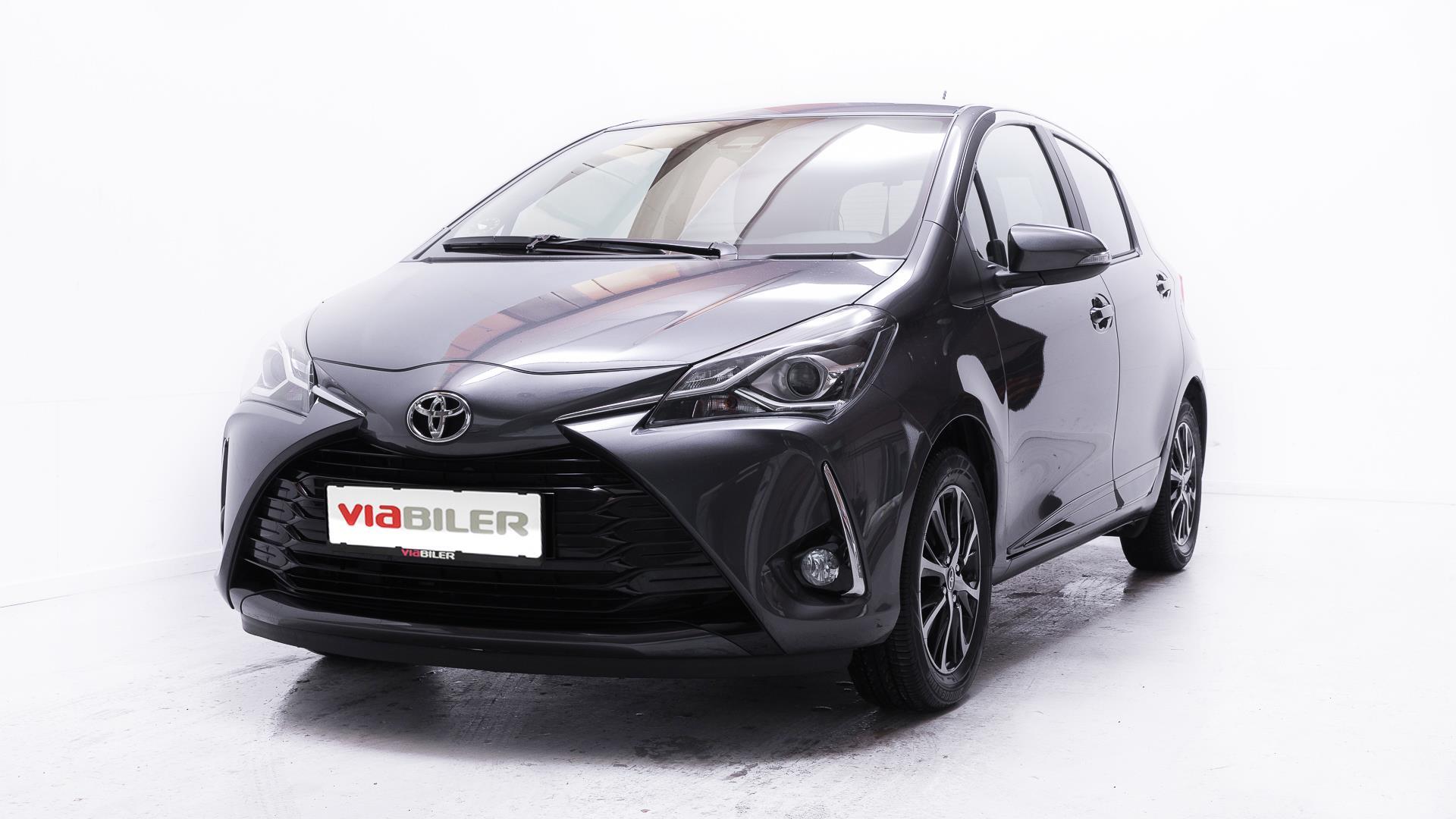 Billede af Toyota Yaris 1,5 VVT-I T3 111HK 5d 6g