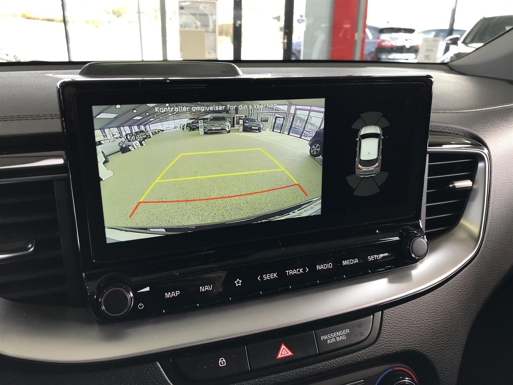 Billede af Kia XCeed 1,6 GDI PHEV Upgrade INTROpakke DCT MY20 141HK 5d
