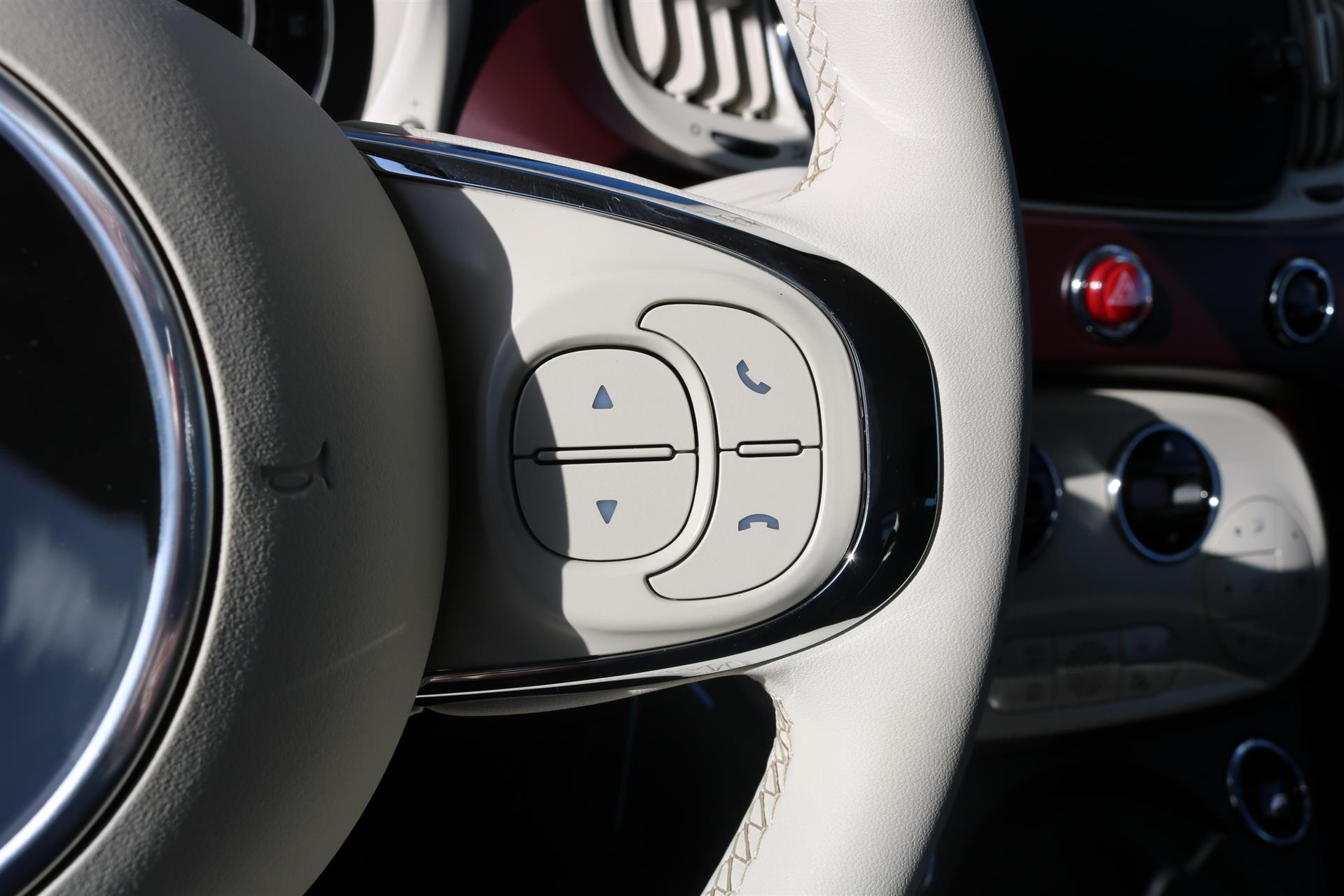 Billede af Fiat 500C 1,0 B/EL Star Plus 70HK Cabr. 6g