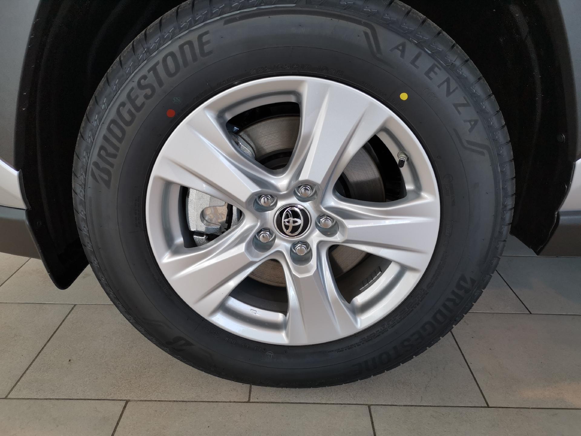 Billede af Toyota RAV4 2,0 T3 Comfort 175HK 5d 6g