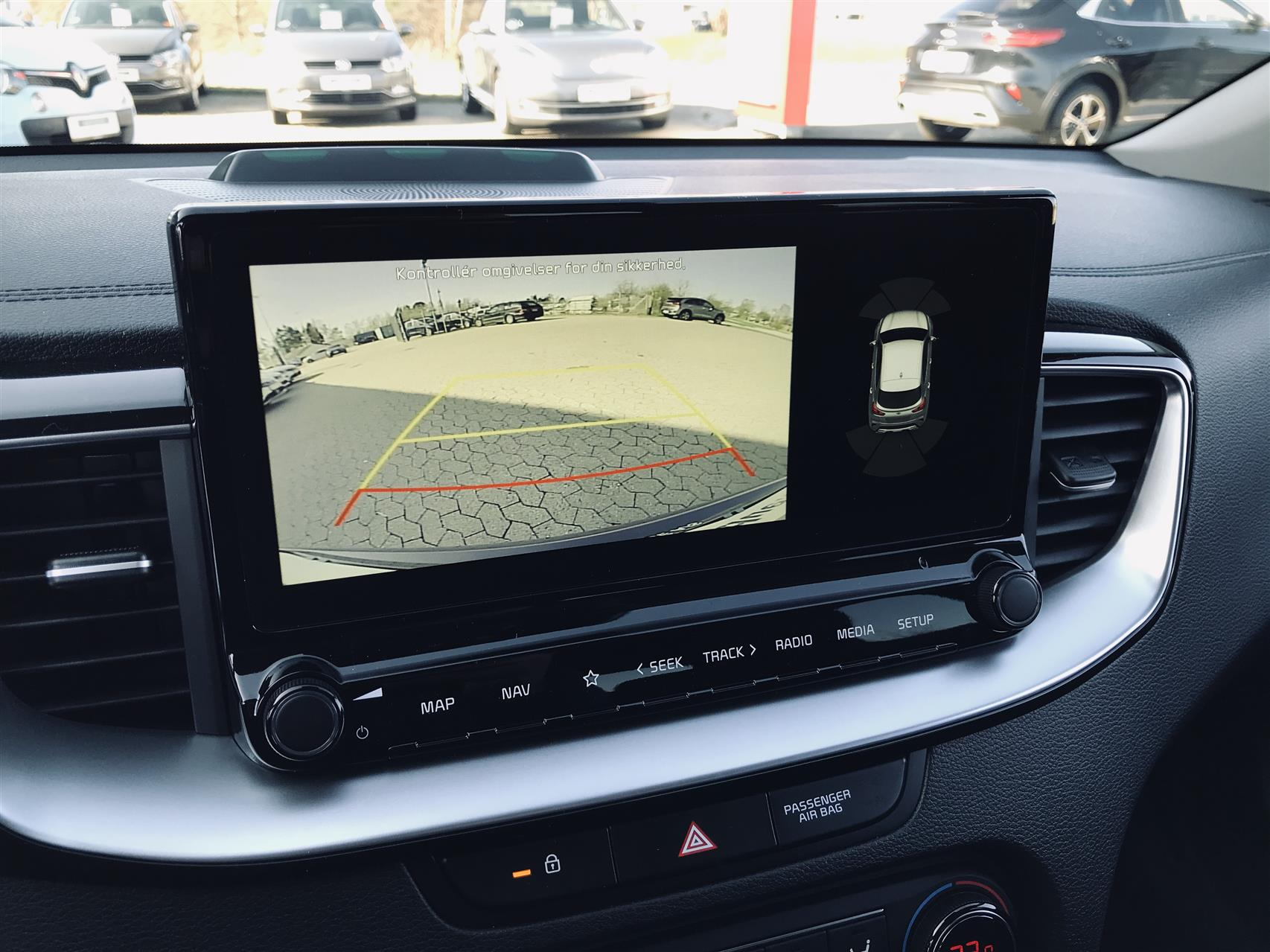 Billede af Kia XCeed 1,6  GDI PHEV Upgrade PLUSpakke DCT MY20 141HK 5d