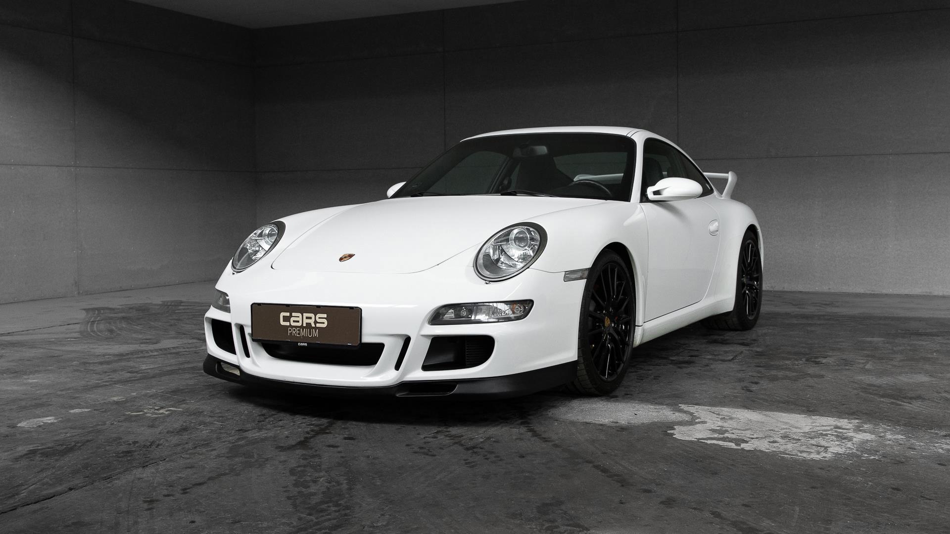 Billede af Porsche 911 Carrera S 3,8 355HK 2d 6g