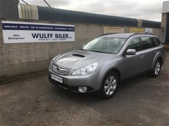 Subaru Outback 2,0 D Business AWD 150HK Stc 6g