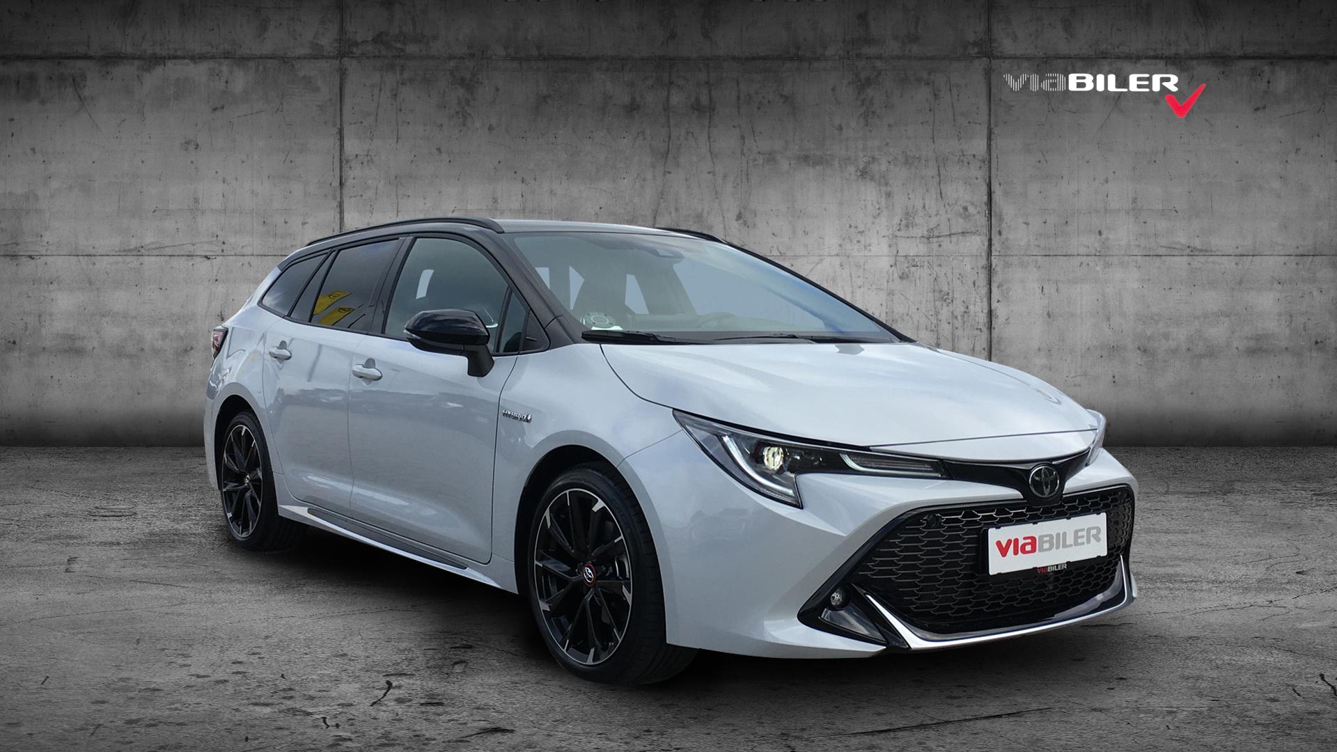 Billede af Toyota Corolla Touring Sports 2,0 B/EL H3 GR Sport E-CVT 180HK Stc 6g Aut.