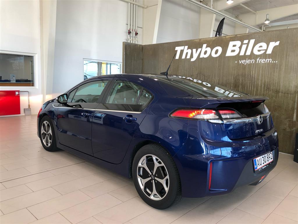 Opel Ampera 1,4 HYBRID 85HK 5d