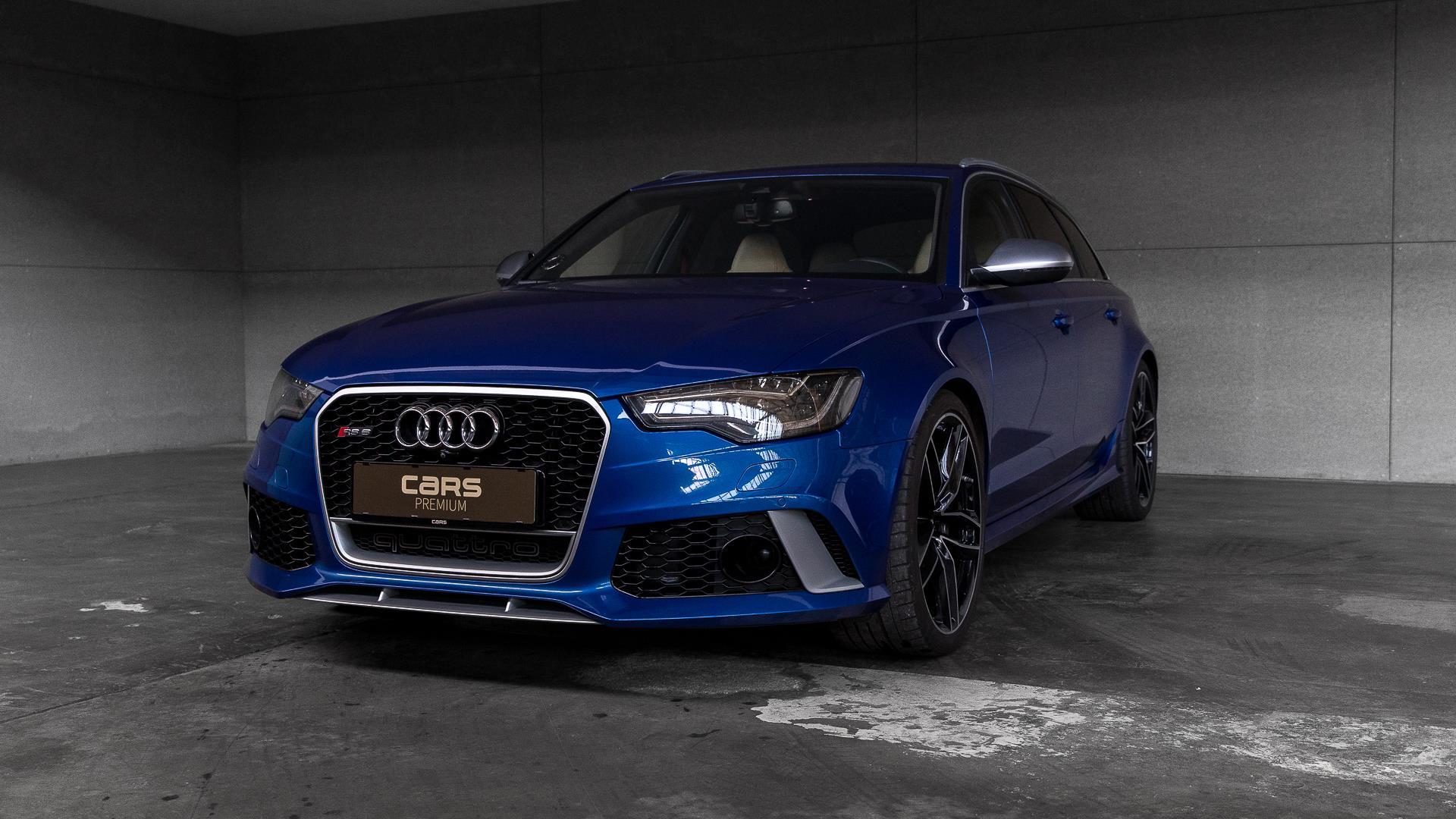 Billede af Audi RS 6 Avant 4,0 TFSI Quattro Tiptr. 560HK Stc 8g Aut.