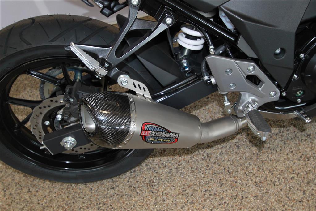 Suzuki gsx250ral8 sort