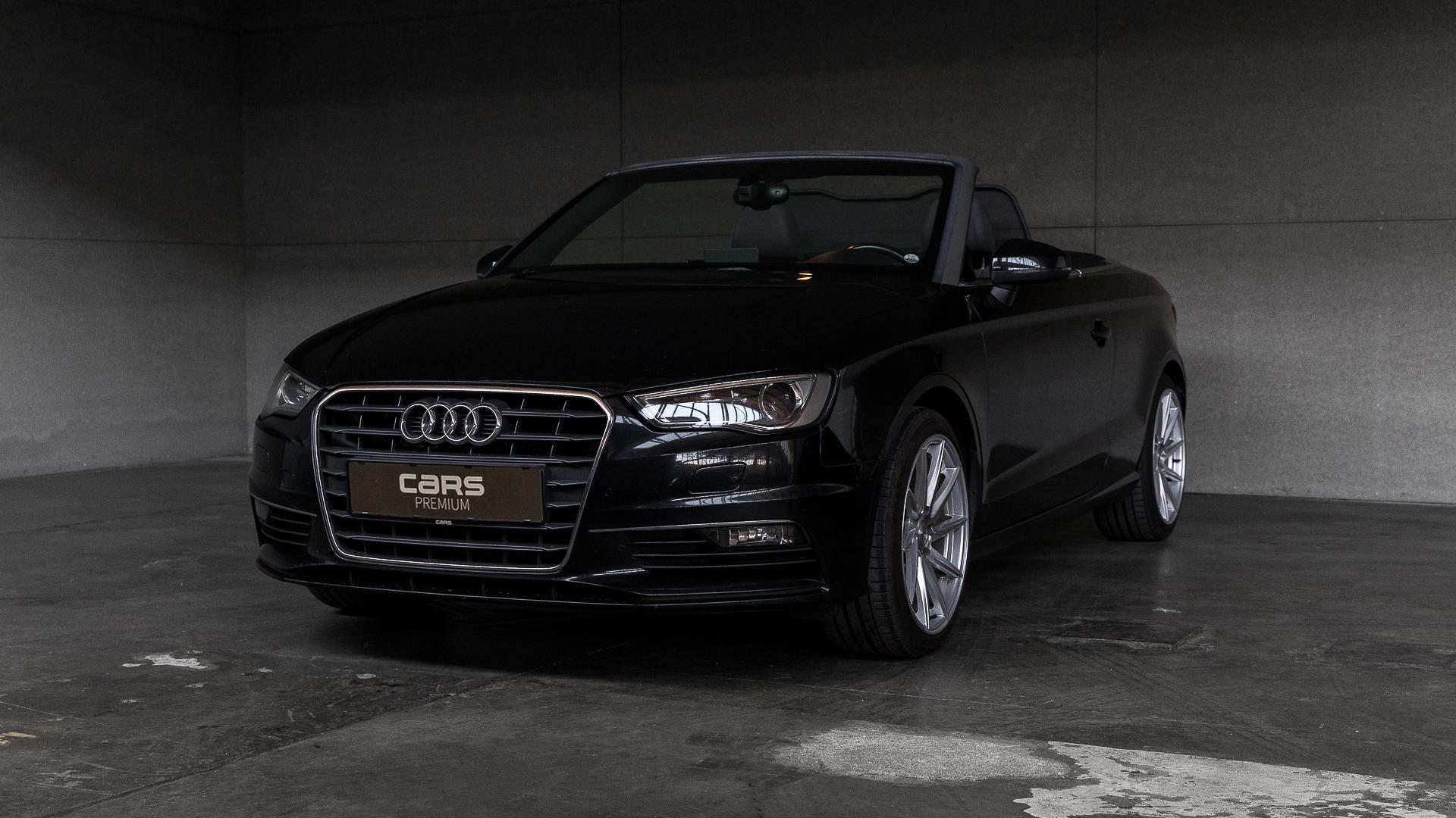 Billede af Audi A3 1,4 TFSI Ambiente 150HK Cabr.