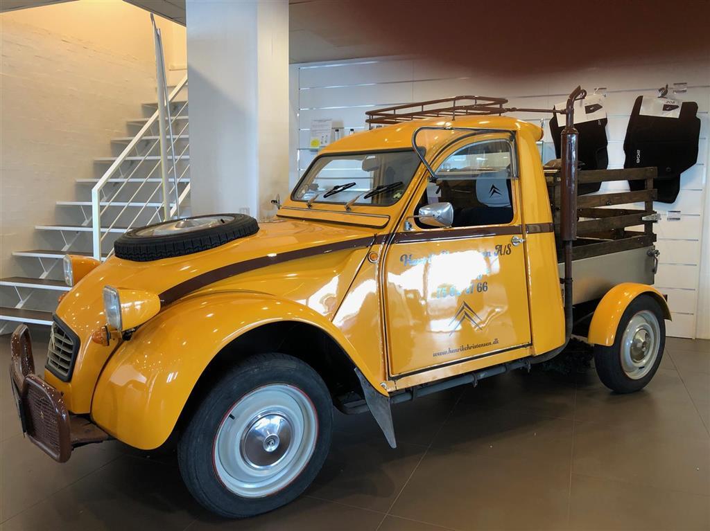 Citroën 2 CV 6 0,6 29HK