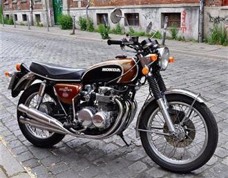 Honda CB 500 -