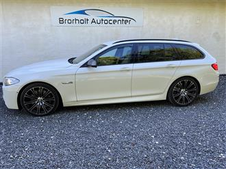 BMW M550d Touring 3,0 D XDrive Steptronic 381HK Stc 8g Aut.
