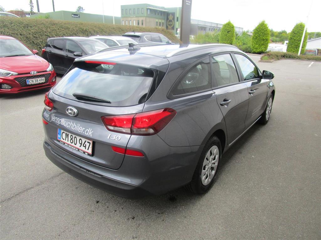 Hyundai i30 Cw 1,6 CRDi Life Nordic Edition 115HK Stc 6g