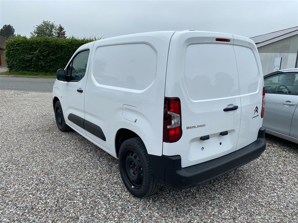 Citroën Berlingo L1 1,5 Blue HDi Proffline start/stop 100HK Van