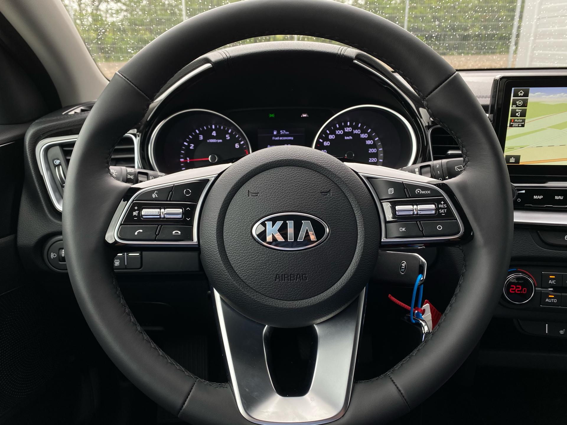 Billede af Kia Ceed 1,0 T-GDI Comfort Collection 100HK 5d