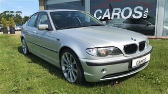 BMW 330d 3,0 D 184HK Aut.