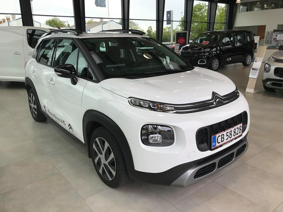 Citroën C3 Aircross 1,6 Blue HDi Iconic start/stop 100HK 5d
