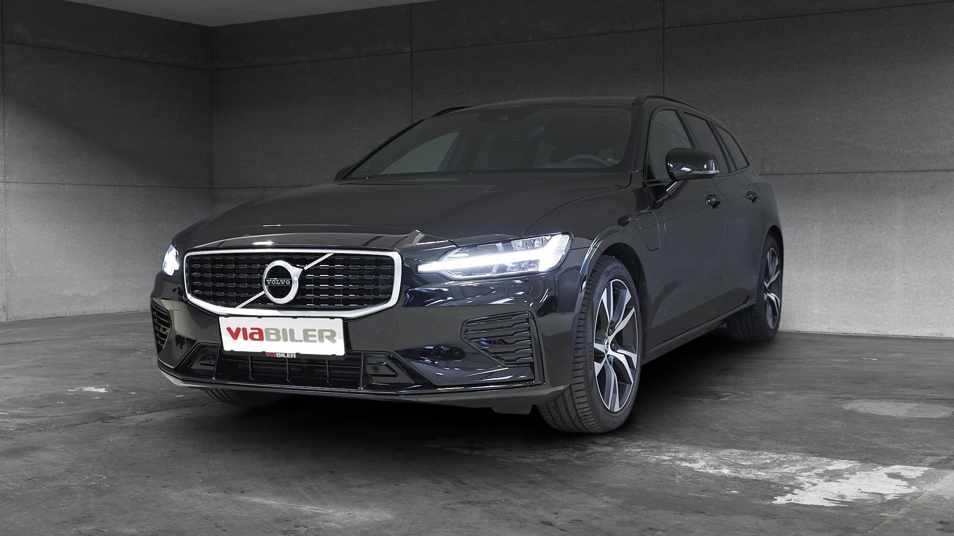 Billede af Volvo V60 2,0 T6 Twin Engine R-design 340HK Stc 8g Aut.