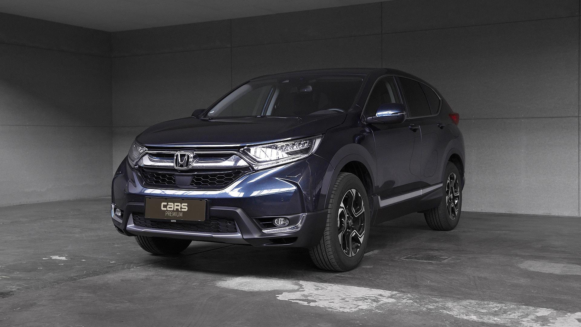 Billede af Honda CR-V 1,5 T Elegance Navi AWD 193HK 5d 7g Aut.