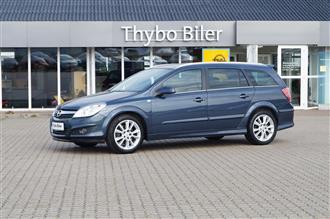 Opel Astra 1,6 Turbo 180HK Stc