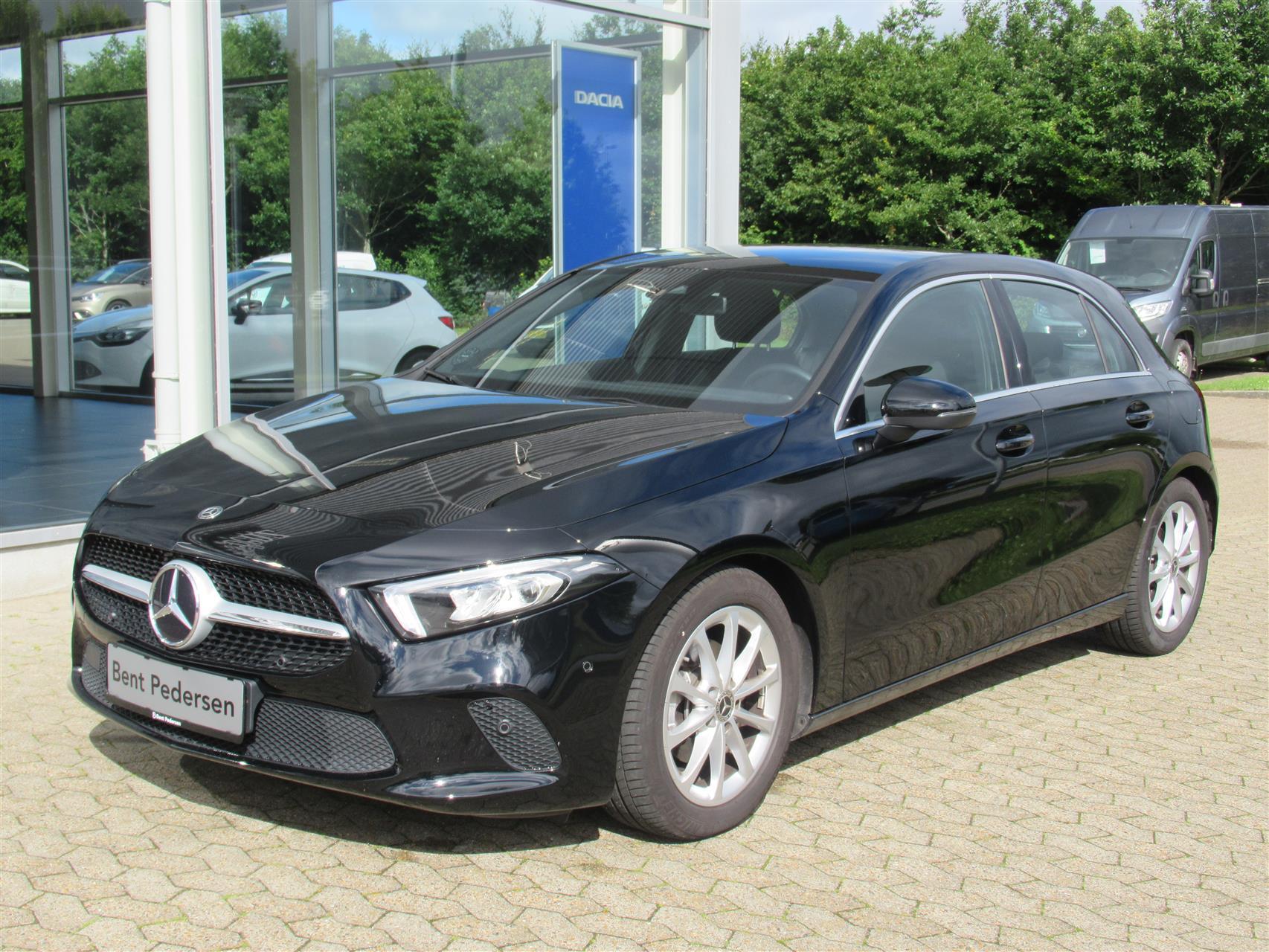 Billede af Mercedes-Benz A180 d 1,5 CDI 116HK 5d 6g