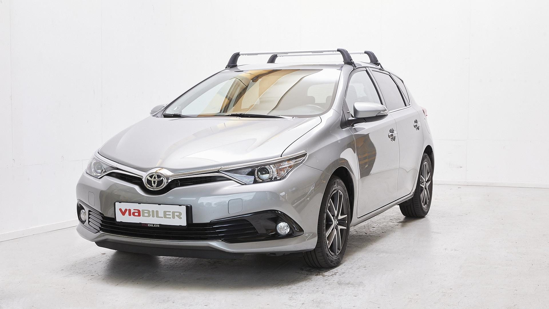 Billede af Toyota Auris 1,2 T T2 Comfort 116HK 5d 6g