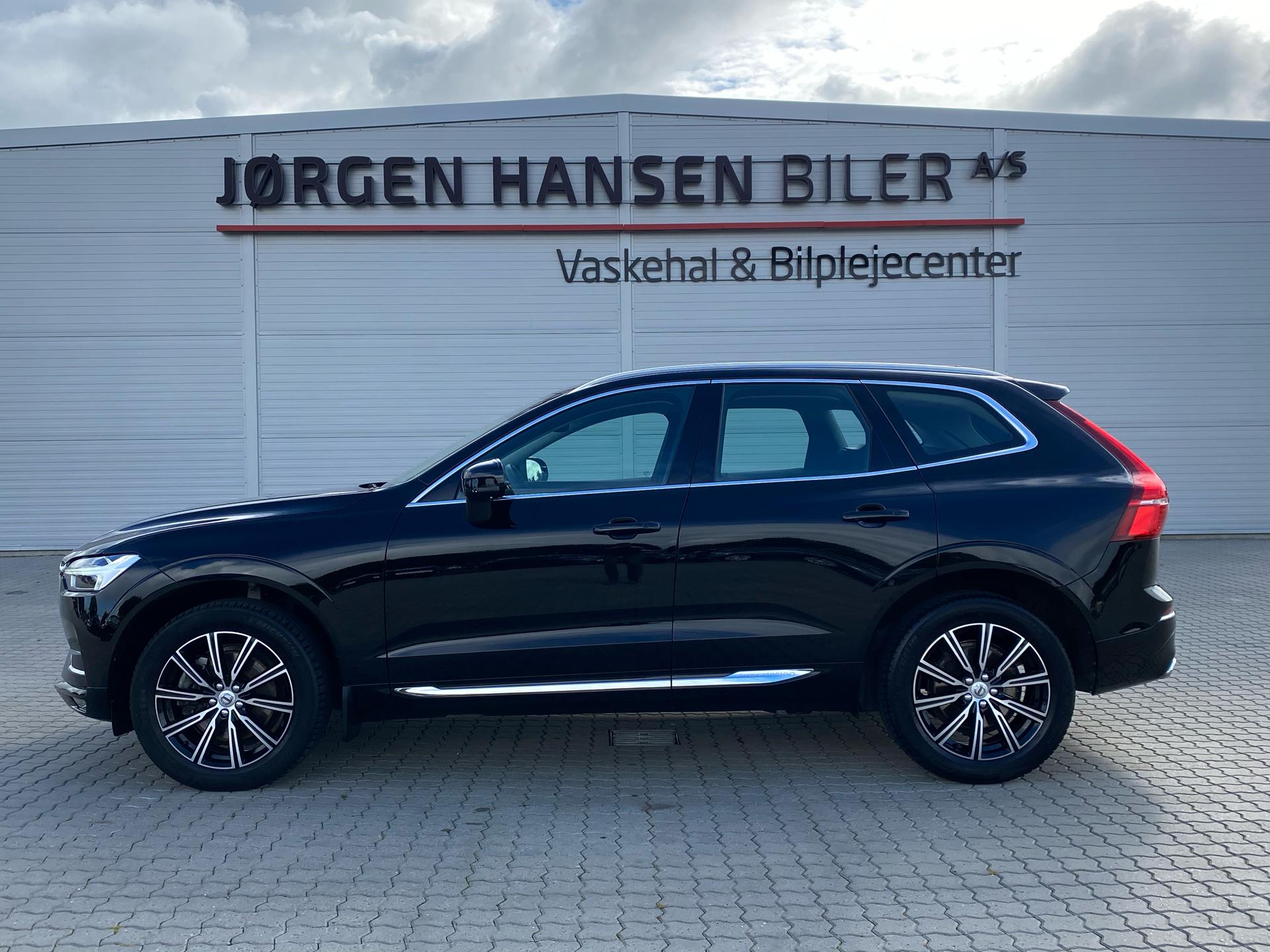 Billede af Volvo XC60 2,0 D4 Inscription AWD 190HK 5d 8g Aut.