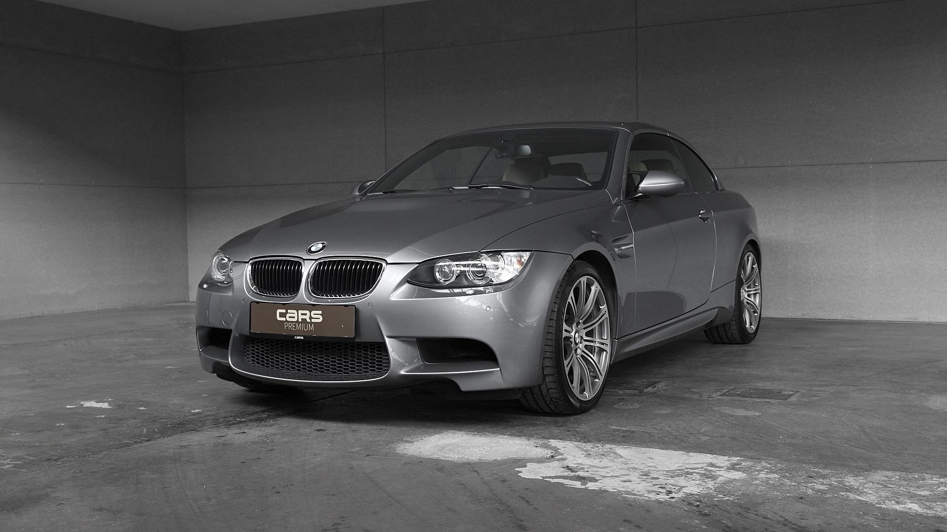Billede af BMW M3 4,0 420HK Cabr. 6g Aut.