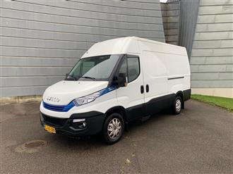 Iveco Daily 35S14 12m3 NGAS Hi-Matic 136HK Van 8g Aut.