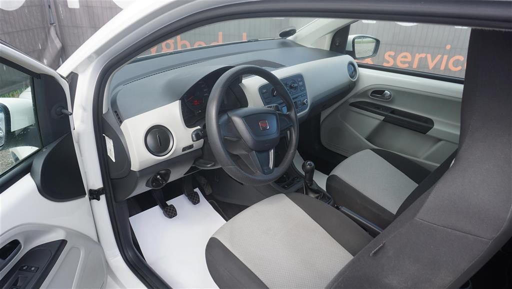 Seat Mii 1,0 MPI Style Start/Stop 75HK 3d