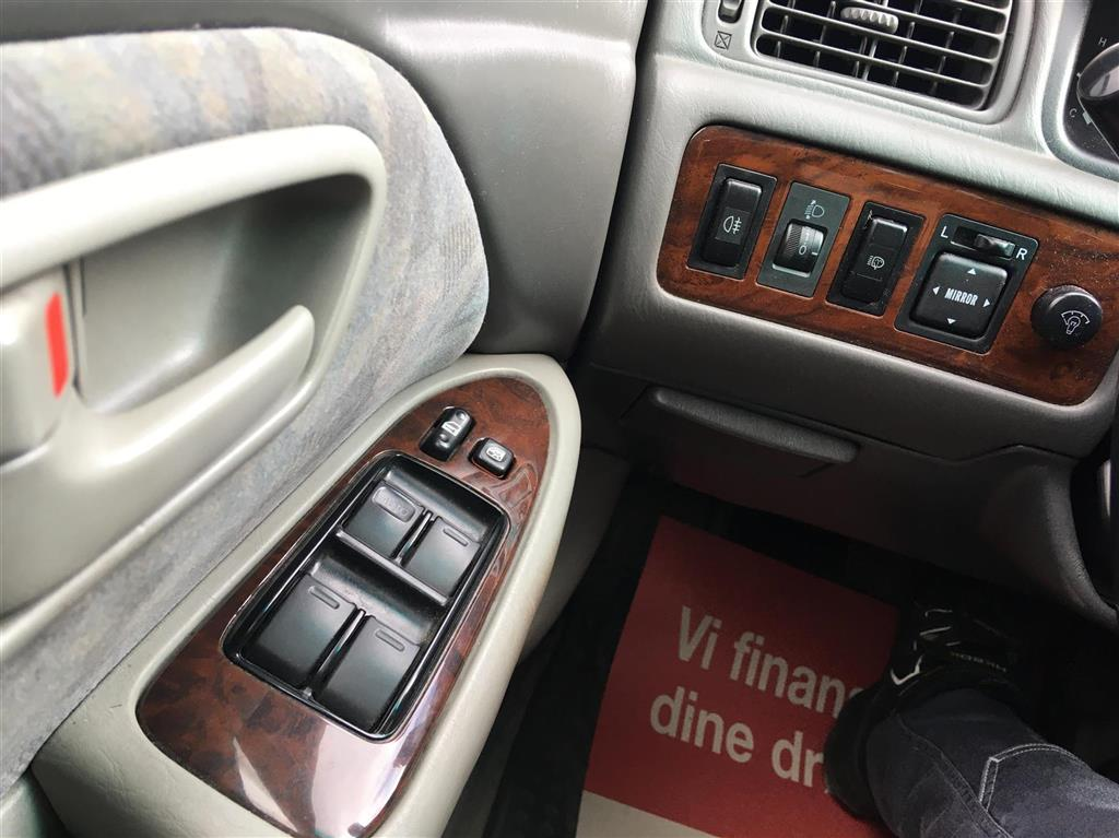 Toyota Camry 2,2 131HK Aut.