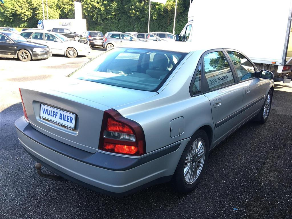 Volvo S80 2,8 T6 272HK Aut.