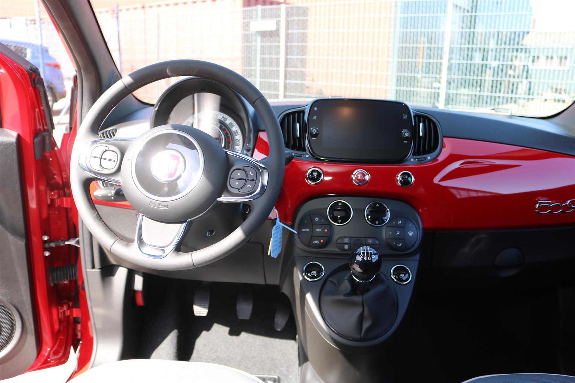 Billede af Fiat 500C 1,0 B/EL Lounge Plus 70HK Cabr. 6g