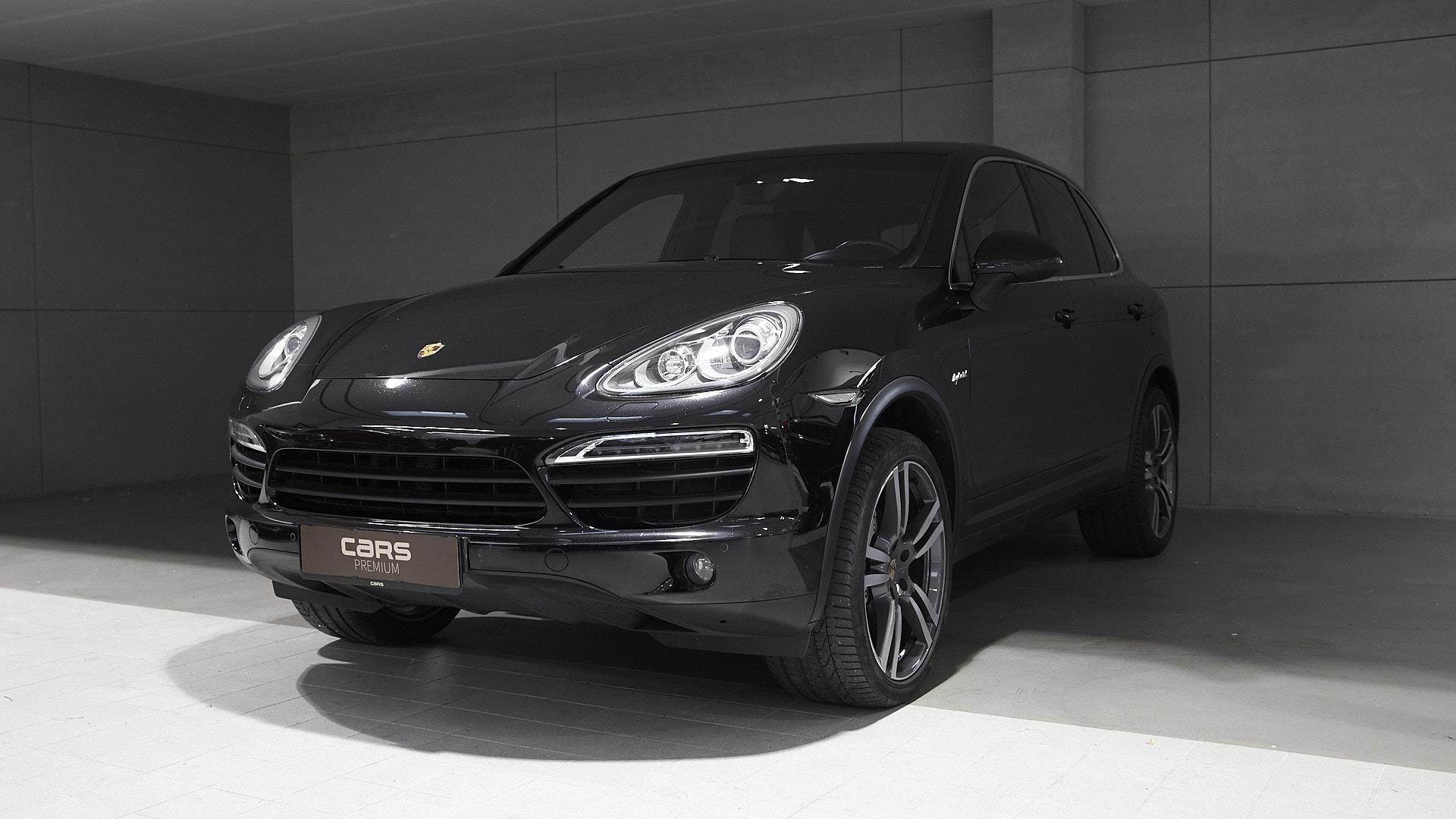 Billede af Porsche Cayenne S 3,0 Hybrid Tiptr. 380HK 5d 6g Aut.