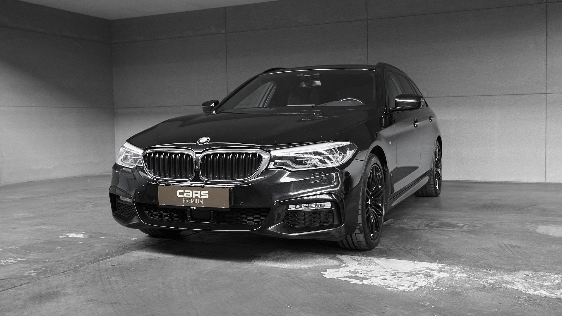 Billede af BMW 530Xd Touring 3,0 D Steptronic 265HK Stc 8g Aut.