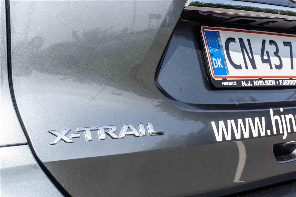Nissan X-Trail 1,7 DCi Tekna 150HK 5d 6g