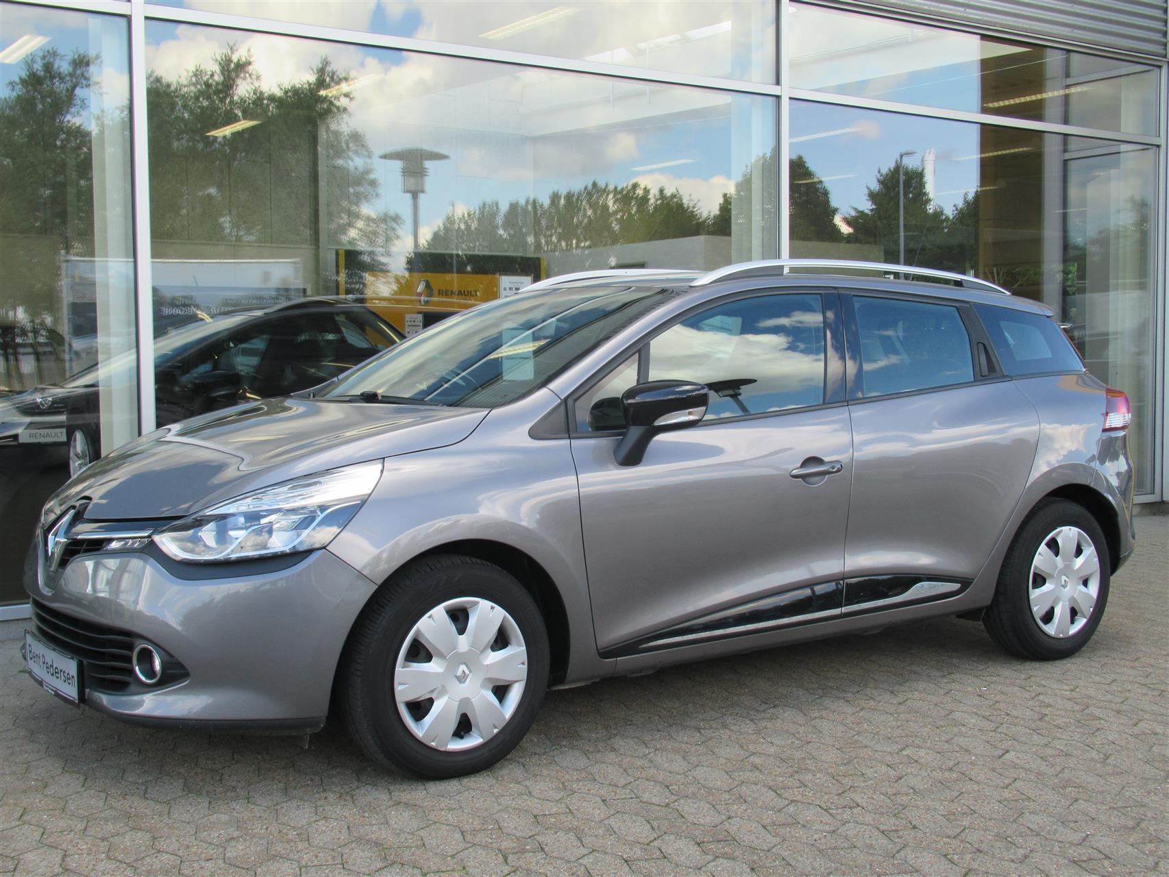 Billede af Renault Clio 0,9 TCE Expression Energy 99g 90HK 5d