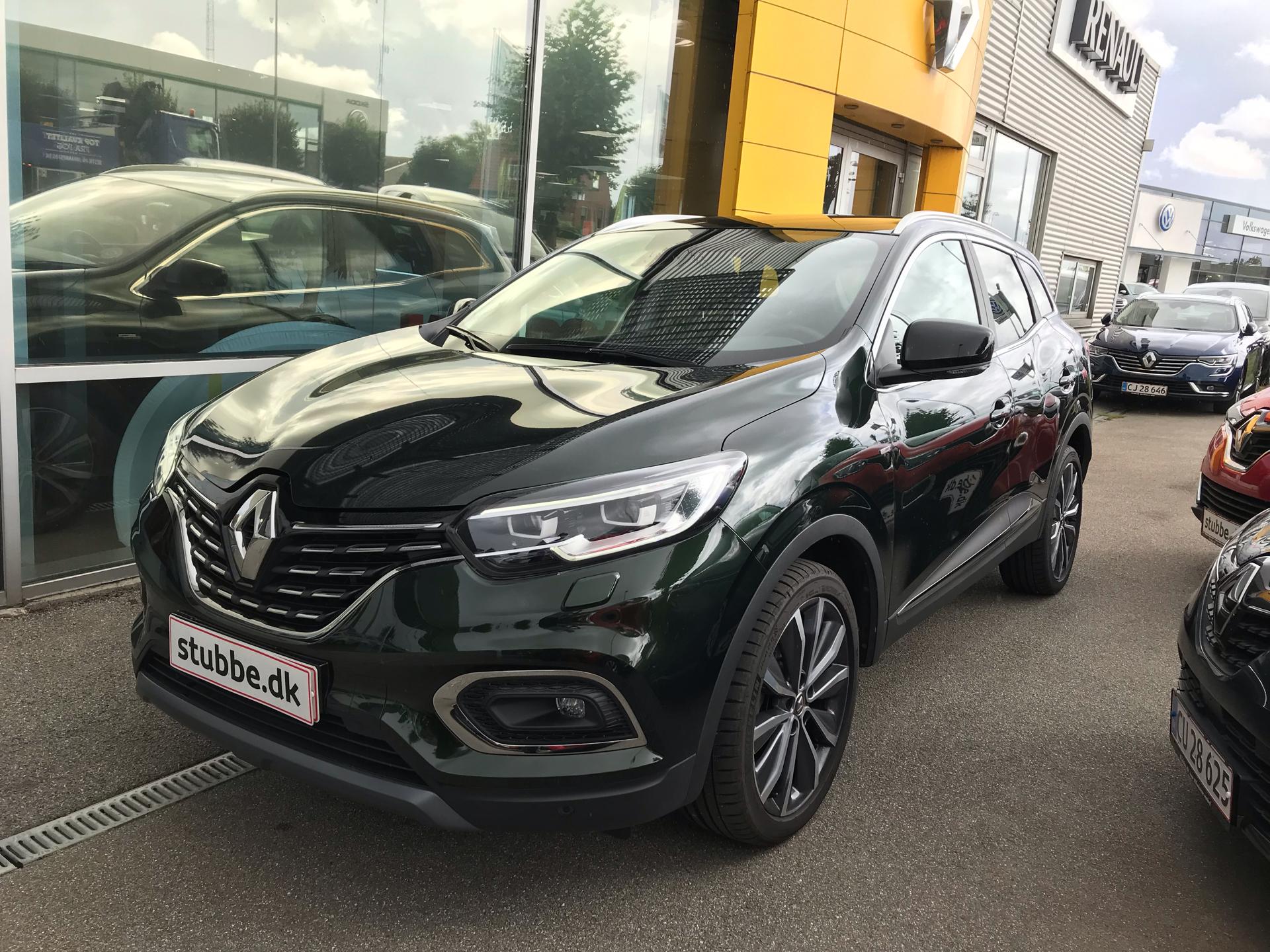 Billede af Renault Kadjar 1,3 TCE BOSE EDC 140HK 5d