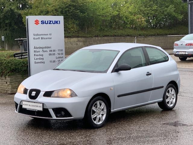 Seat Ibiza 1,6 105HK 5d