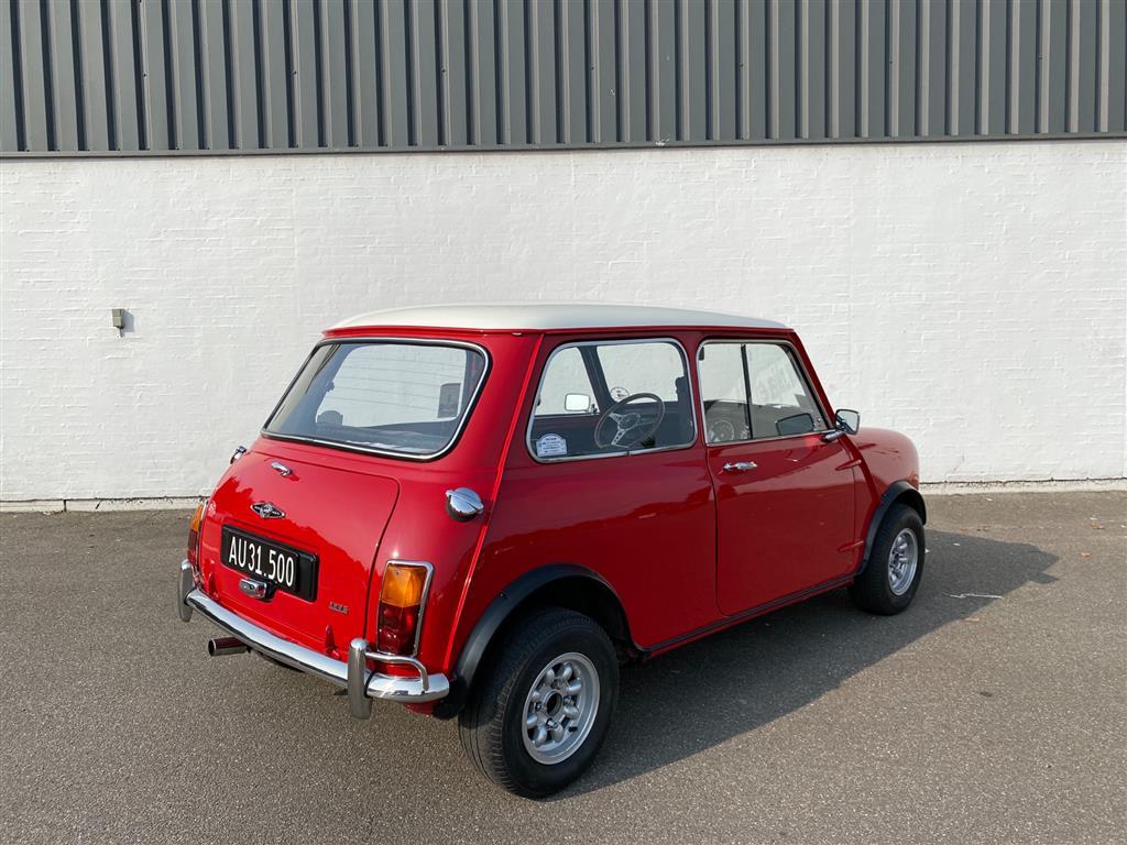 Morris Mini Cooper S 1,0 88HK