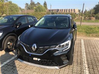 Renault Captur 1,3 TCE GPF Zen EDC 130HK 5d 7g Aut.